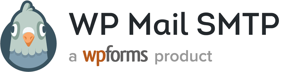 WP Mail SMTP Logo